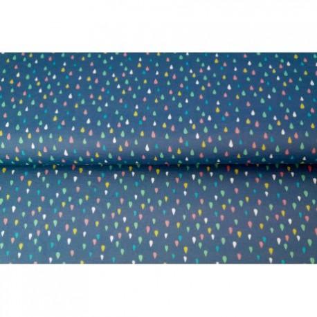 Tissu Jersey Stenzo Impression digitale goutes