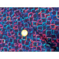 Tissu japonais kaufmann Bright Side Blue