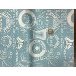 Tissu Quiltertreasure motifs vintage
