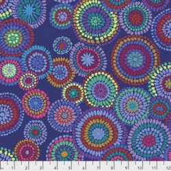 Tissu Kaffe Collective ronds by Kaffe Fassett