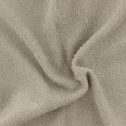 Tissu en éponge de bambou Taupe
