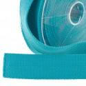 Sangle coton tuquoise