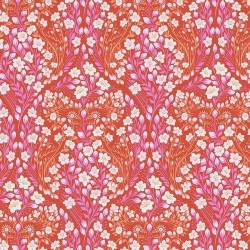 Tissu Free Spirit Tula Pink épingles chimère