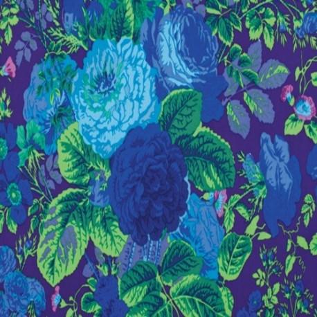 Tissu Kaffe Collective fleurs by Kaffe Fassett