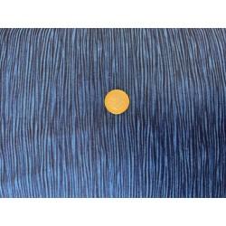 Tissu en très grande largeur bleu